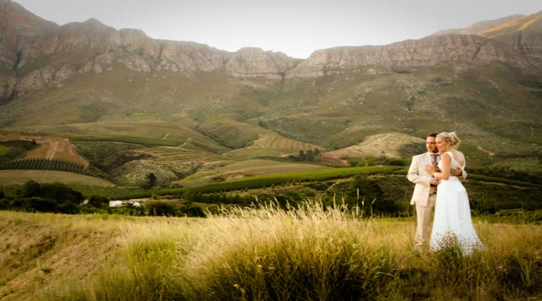 Where to get married in Tulbagh