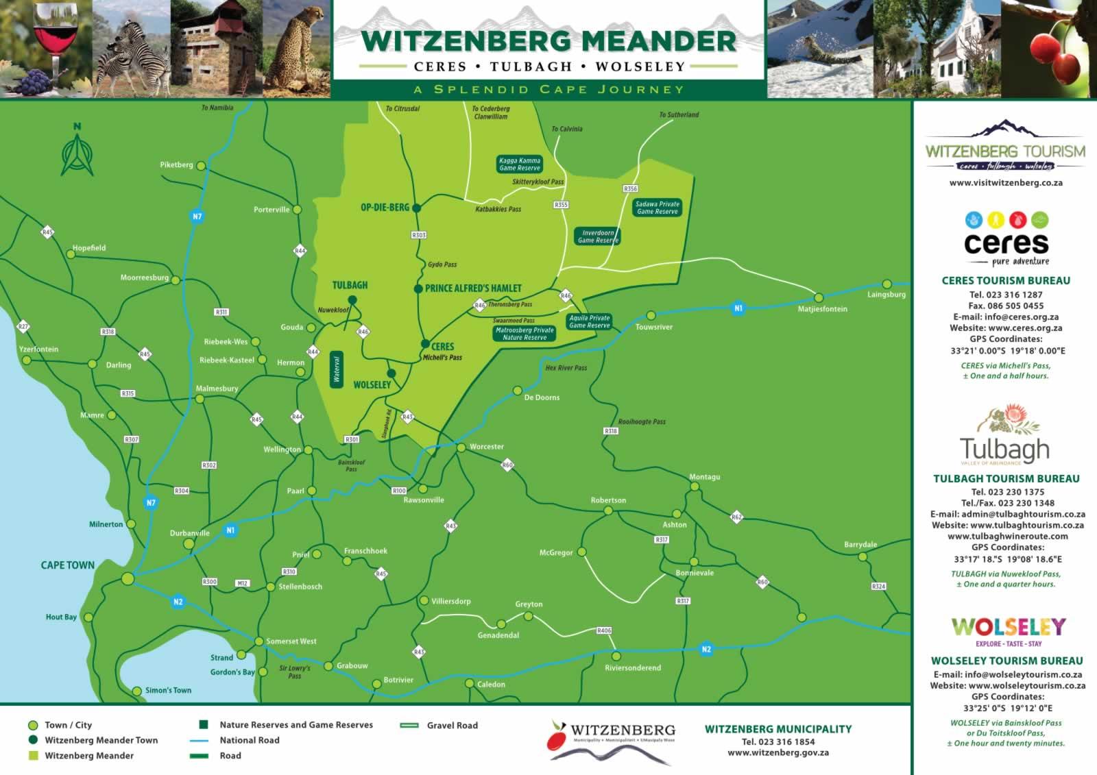 Witzenberg Menader 2019 Voorkant